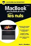 MacBook Pro, Air et Retina pour les Nuls, poche, 2e édition