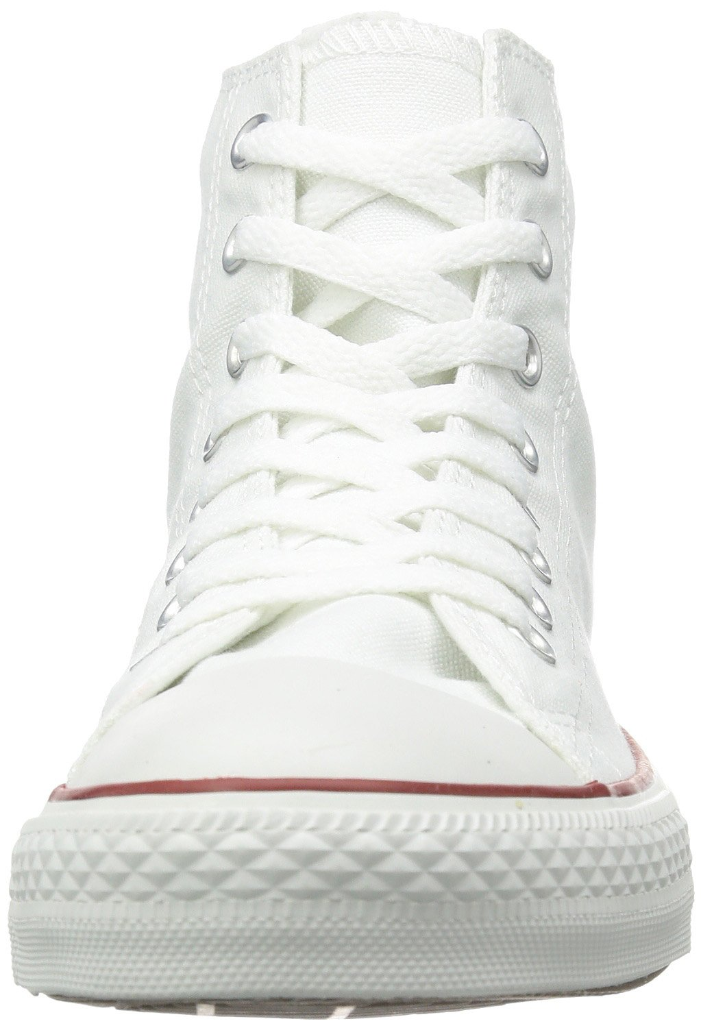 Converse Chuck Taylor All Star High Top Optical White M7650 Mens 12 by Converse (Image #4)