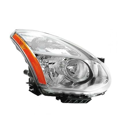 Headlight Headlamp Halogen Assembly Passenger Side Right RH for 11-15 VW Jetta