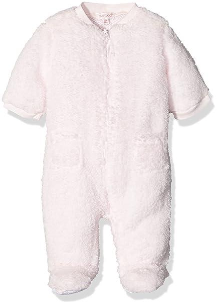 Gocco Pelele Cremallera, Pijama para Bebés, Rosa BEBÉ, 1-3 Meses: Amazon.es: Ropa y accesorios