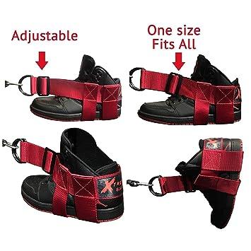 Cruxbody. Fitness - Fessiers Sangle - s Attache au votre Pied -   1 ... d1ee607981d