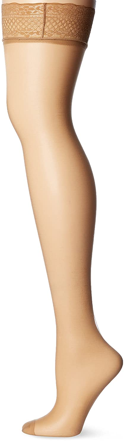DIM Women's Up Voile Bas Hold-up Stockings 964