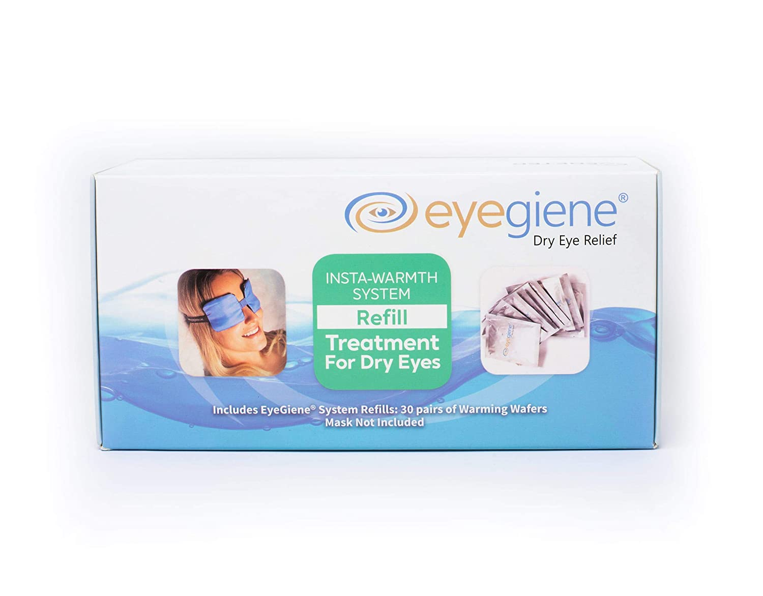 EyeGiene Insta-Warmth Refills for Treating Dry Eyes