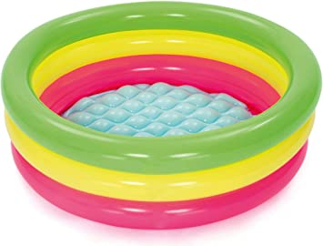 Piscina Hinchable Infantil Bestway Summer 70 cm: Amazon.es ...