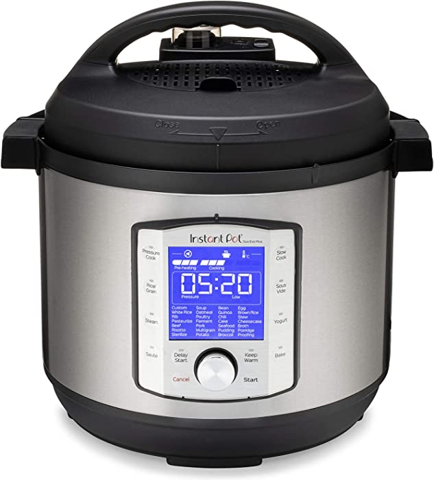 Top 10 Instant Pop Cooker 8 Qt