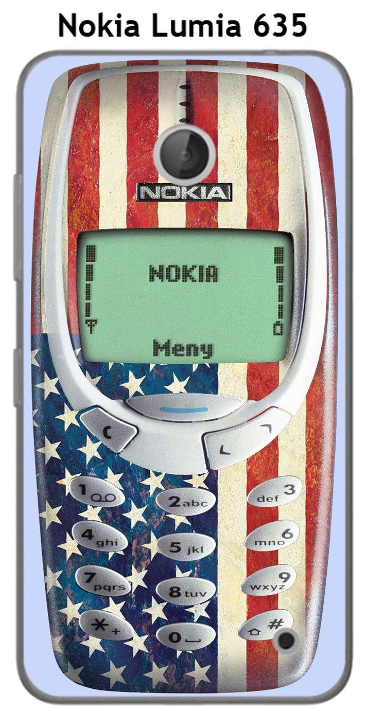 Onozo Carcasa Nokia 3310 USA para Nokia Lumia 635: Amazon.es ...