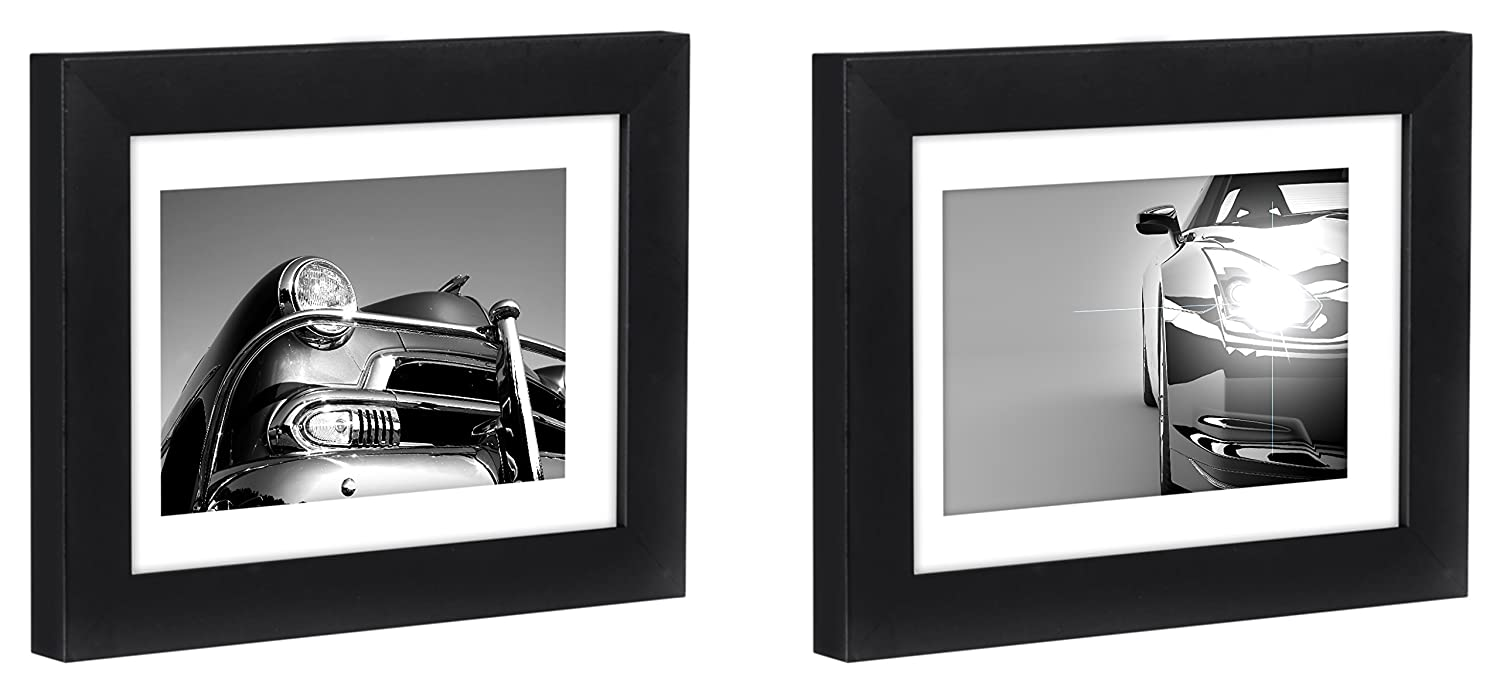 Amazon two tabletop frames made to display pictures sized amazon two tabletop frames made to display pictures sized 4x6 inches with mat and 5x7 inches without mat glass front easel stand ready to display jeuxipadfo Choice Image