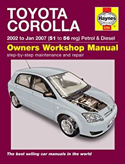 toyota avensis 2002 2007 workshop manual