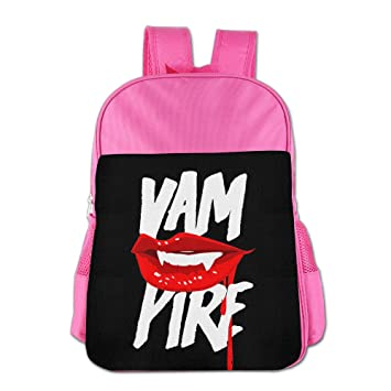 Sweet Vampire New Style Shoulder Backpack School Bag For Teens Boys Girls Students ColourName