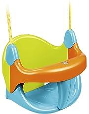 FEBER Evolution - Balançoire de jardin pour enfants de 1 à 3 ans (Famosa 80001020239)