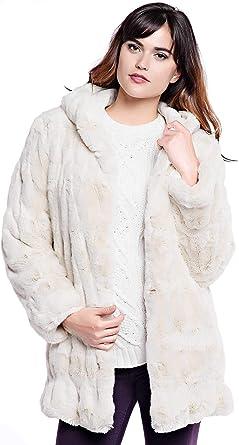 Mink Faux Fur Coat