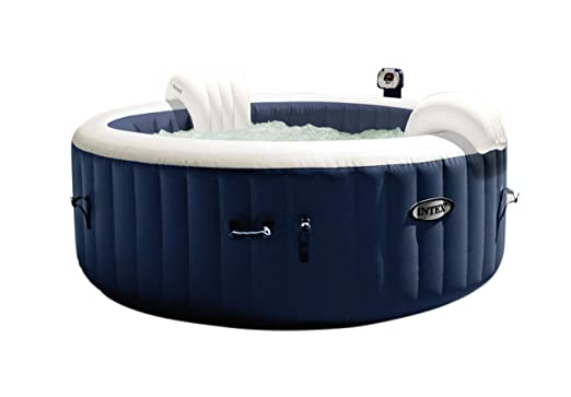 Intex PureSpa Plus - Bañera Hinchable para 4 Personas ...