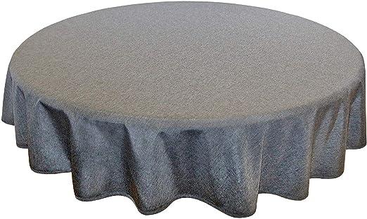 Camino de mesa Star color blanco/35 x 140 cm/moderna mesa manta de ...