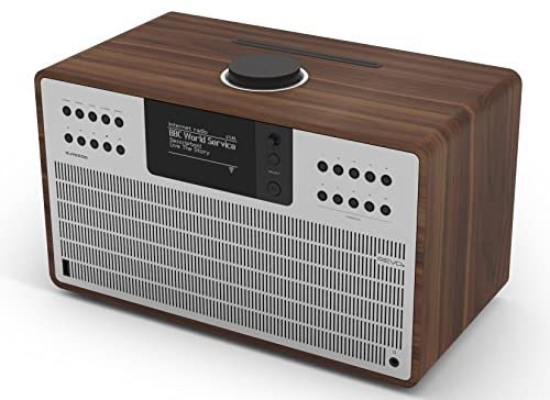 REVO Technologies SuperCD Radio - Best Tabletop Radio with CD Player
