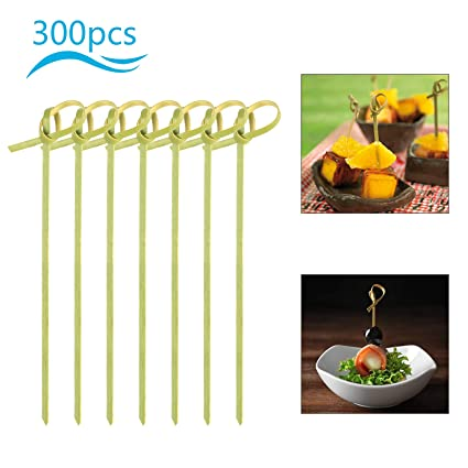 SANDWICH BURGER SKEWERS wooden bamboo party cocktail sticks UNUSUAL  20 50 100