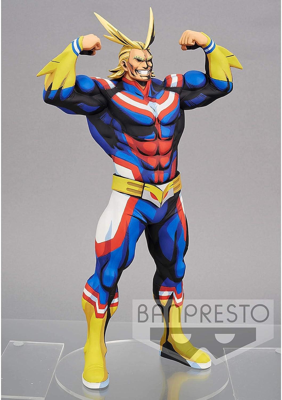 Banpresto My Hero Academia Grandista PVC Estatua All Might Manga 28 cm 16114