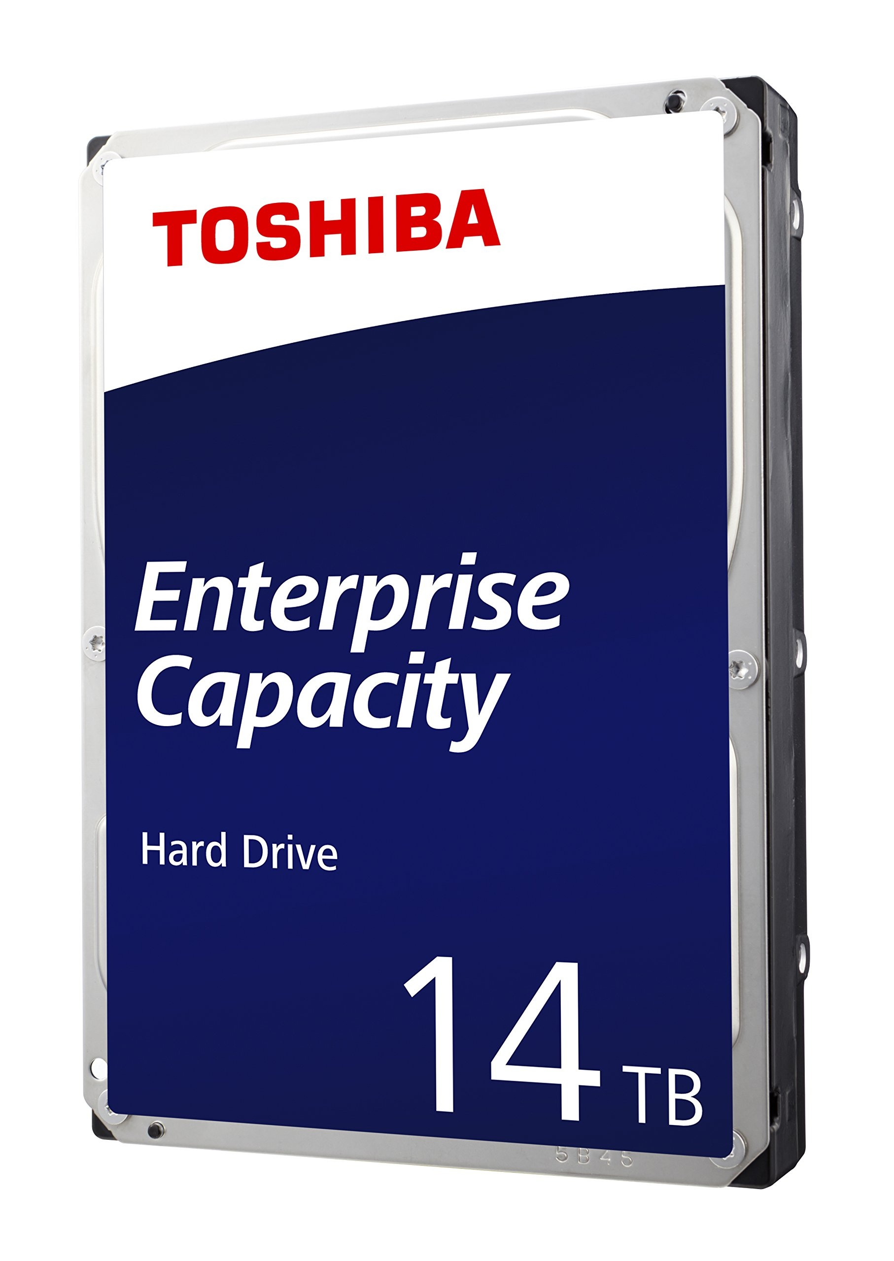 Toshiba 14TB SATA 512e 3.5'' 7200RPM Enterprise HDD - MG07ACA14TE by Toshiba (Image #2)