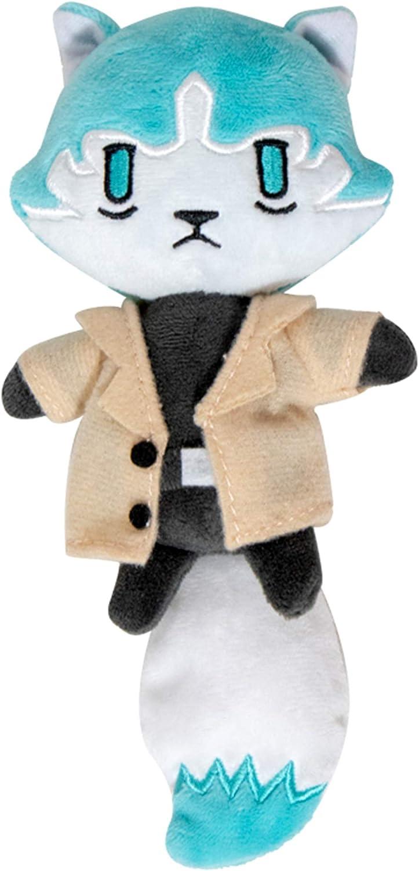 Amazon Com Lopbraa Animal Plush Doll Keychain Kagemori Stuffed Pendant Plush Toy Anime Kagemori Michiru Plushie Home Kitchen
