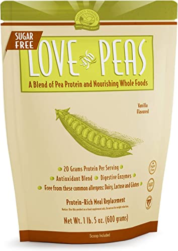 Nature s Sunshine Love and Peas Sugar Free 675g