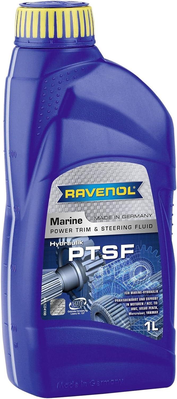 Aceite para motor Marine PowerTrim&Steering Fluid de Revenol (azul, 1 L): Amazon.es: Coche y moto