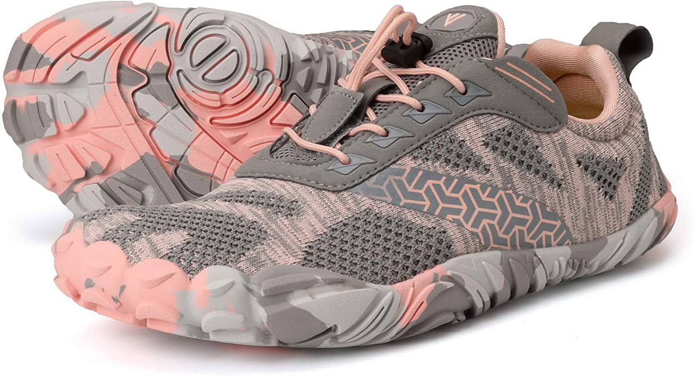 | JOOMRA Women's Minimalist Trail Running Barefoot Shoes | Wide Toe Box | Climbing