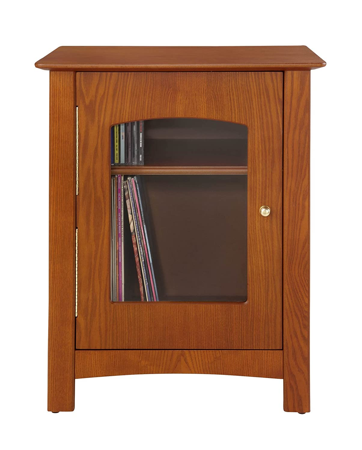 Amazon.com   Crosley ST75 PA Bardstown Entertainment Cabinet, Paprika    Buffets U0026 Sideboards