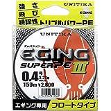 ユニチカ(UNITIKA) PEライン キャスライン エギングスーパーPEIII 150m