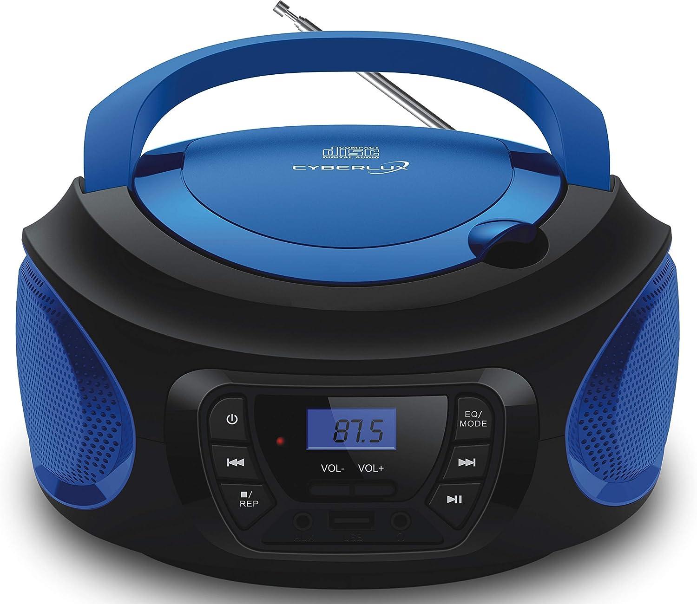 Tragbarer Cd Player Cd Cd R Usb Fm Radio Elektronik