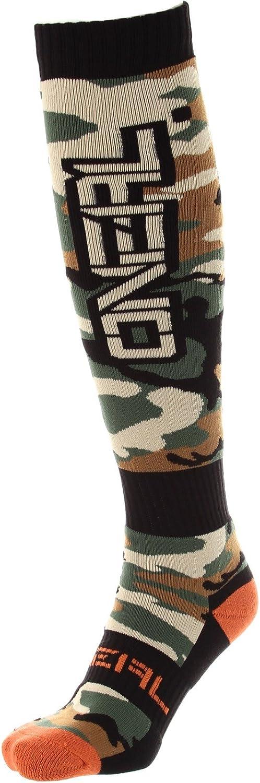 O/'Neal Pro MX Men/'s Socks Woods Camo
