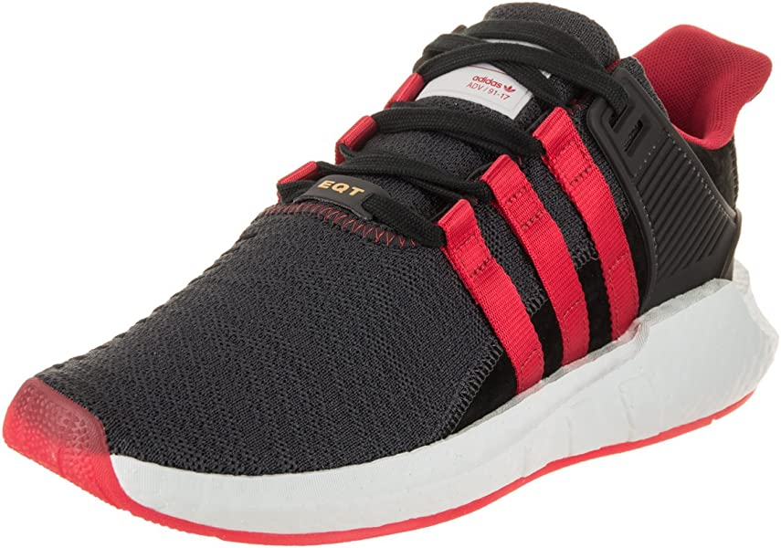 best loved 82694 a85a1 adidas Mens EQT Support 9317 Yuanxiao Athletic  Sneakers Black