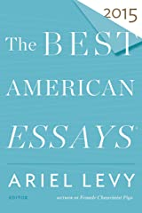 The Best American Essays 2015 (The Best American Series ®) Kindle Edition