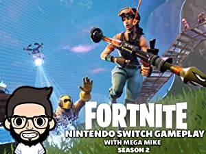 Amazon.com: Watch Fortnite Nintendo Switch Gameplay With ...