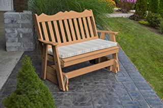 product image for Outdoor Poly 5 Foot Royal English Glider - Cedar