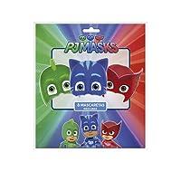 Verbetena 016001309 Silhouette pour décoration de fêtes Pyjamasques