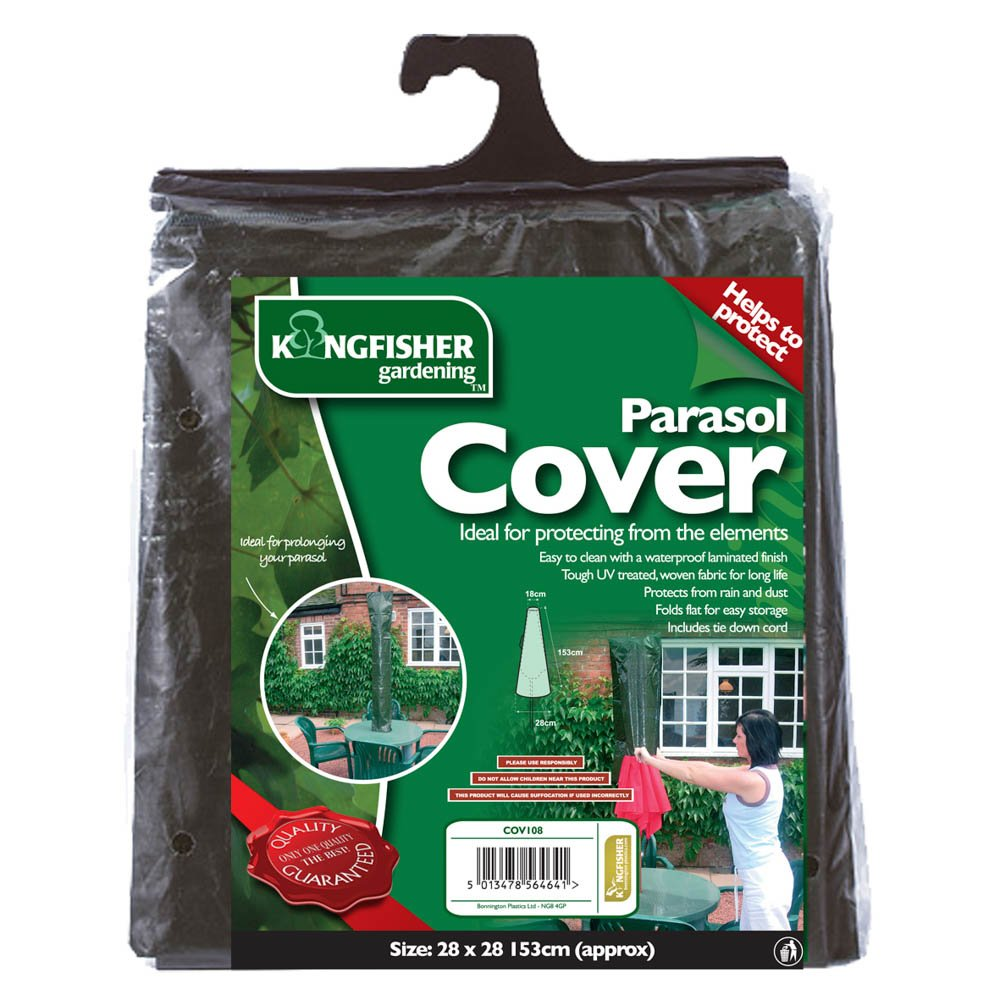 Kingfisher Parasol Cover King Fisher COV108