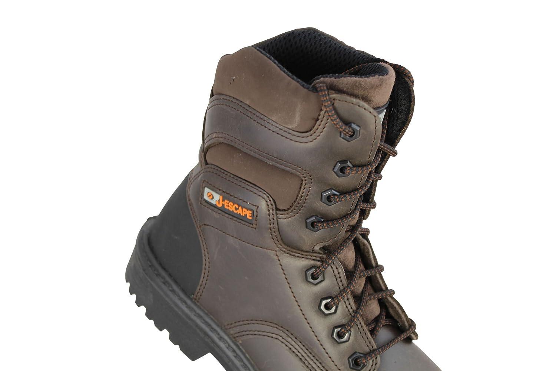 jallatte Nogal SAS S3 HRO SRC Multiusos Botas Trabajo Zapatos Botas marrón, Color Marrón, Talla 38: Amazon.es: Zapatos y complementos