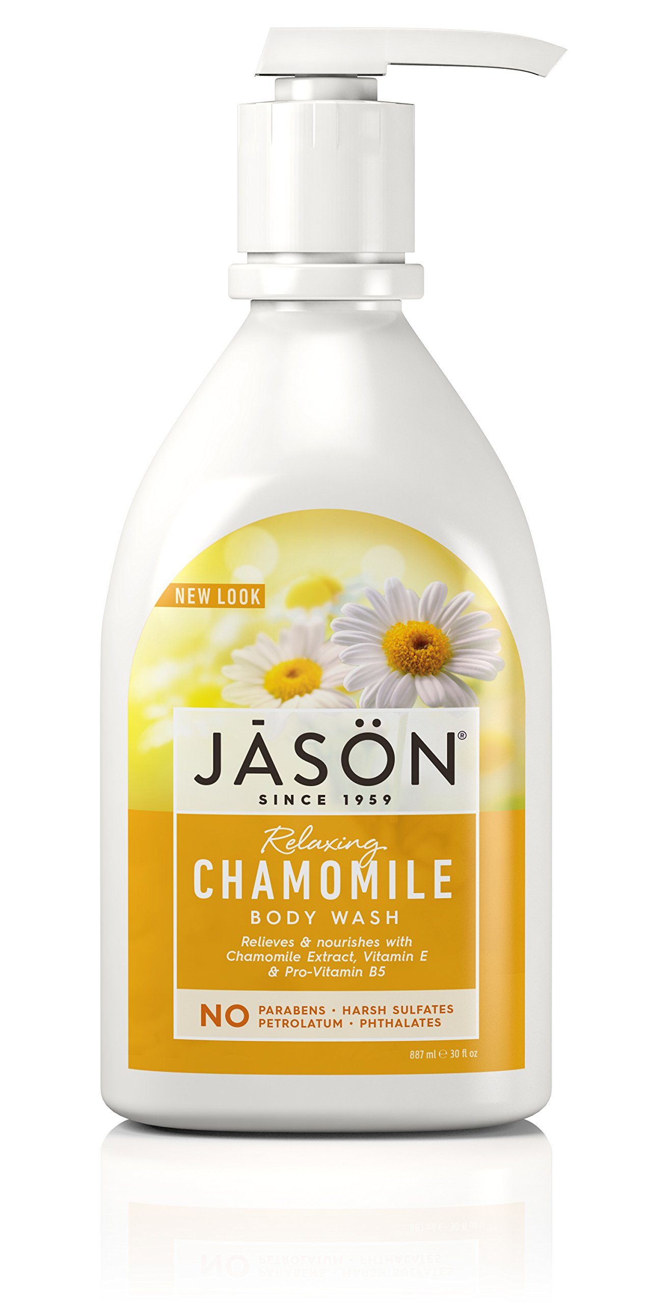 Jason 30 oz Relaxing Chamomile Pure Natural Body Wash