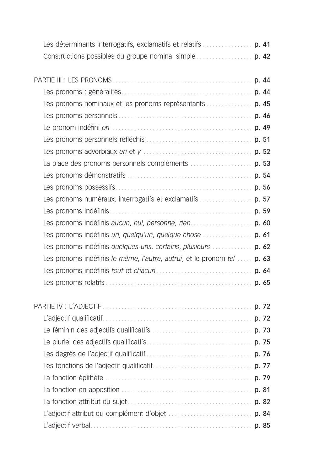 Mots et leurs fonctions des n.14 Les petits guides de la langue française Le Monde: Amazon.es: Thomas Tessier, Roland Eluerd: Libros en idiomas extranjeros