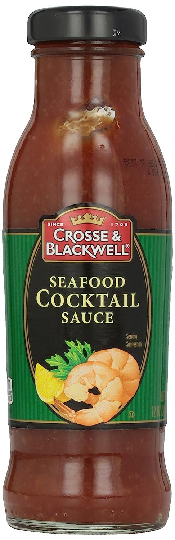 Crosse & Blackwell Seafood Cocktail Sauce, 12 oz