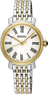 Seiko Women SRZ496P Year-Round Analog Quartz Multicolour Watch