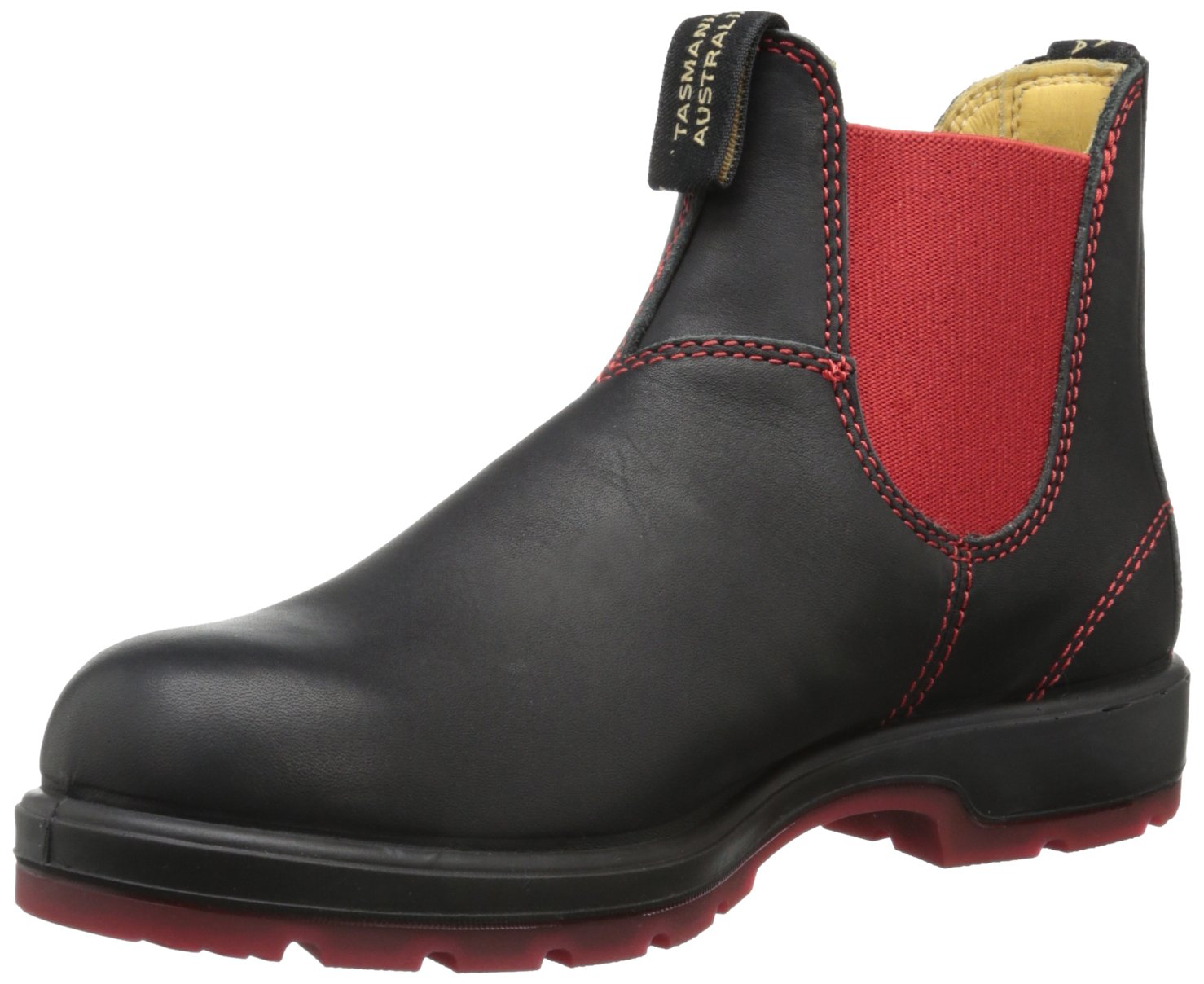 Blundstone M Men's BL1316 Winter Boot B00BXLTEFC 9.5 UK/10.5 M US|Black/Red
