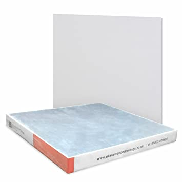 Easy Clean Suspended Ceiling Tiles