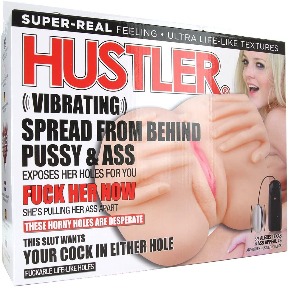 Amazon Com Electric Hustler Lingerie Vibrating Spread From Behind