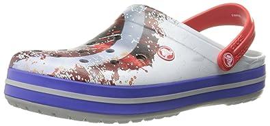 367678ef868e6 crocs Unisex Crocband Avengers Clog