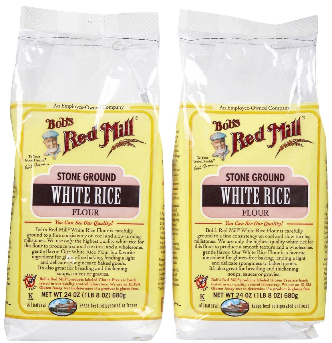 Bob's Red Mill White Rice Flour - 24 oz