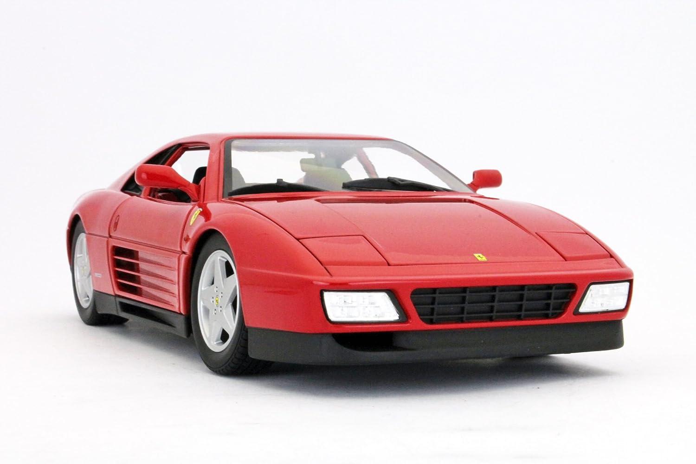 Ferrari 348 TB Baujahr 1989 rot 1:18 HotWheels Foundation Foundation Foundation e09b50