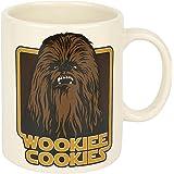 Star Wars Mug with Cookie Holder - Chewbacca
