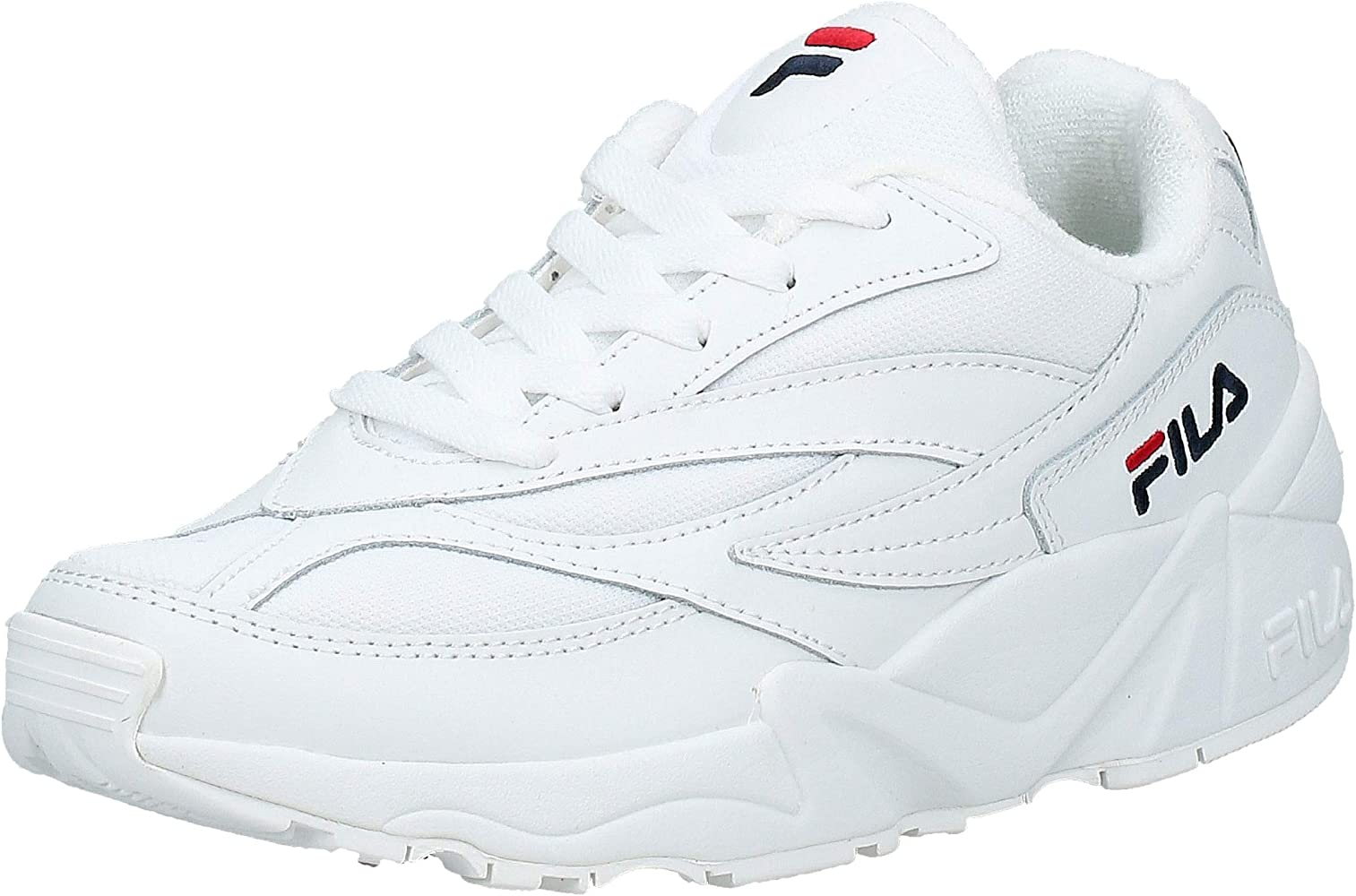Fila V94M W Calzado White: Amazon.es: Zapatos y complementos