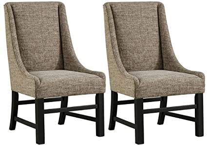 Ashley Furniture Signature Design   Sommerford Dining Arm Chair   Set Of 2    Casual
