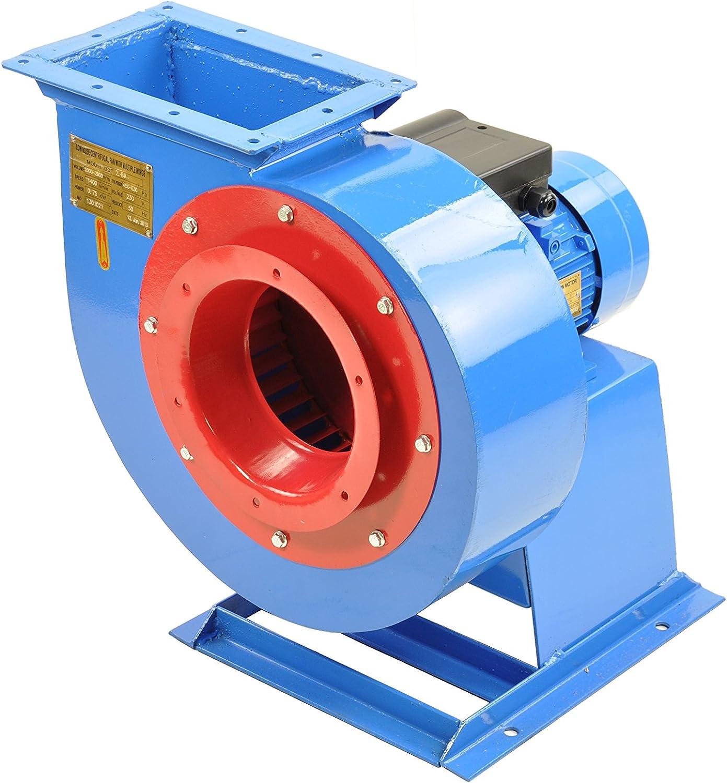 Pro-lift-Montagetechnik Radial ventiladores centrífugos ventilador ...